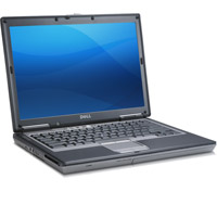 Our laptop - Dell Latitude D620
